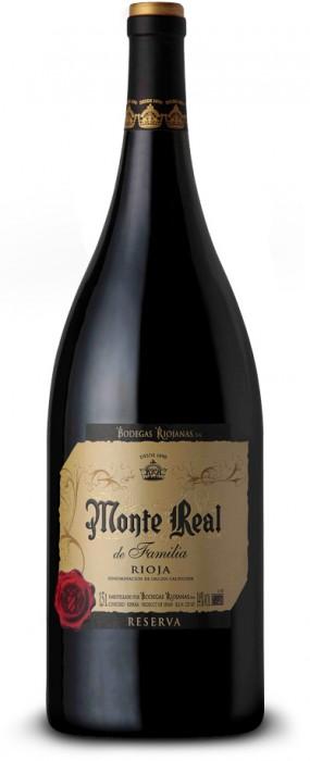 Monte Real Reserva De Familia Magnum Monte Real Gran Reserva Tinto Doca Rioja
