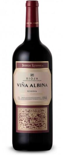 VIÑA ALBINA Reserva Selección -Magnum-